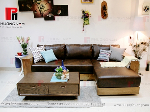 SOFA GỖ PS099
